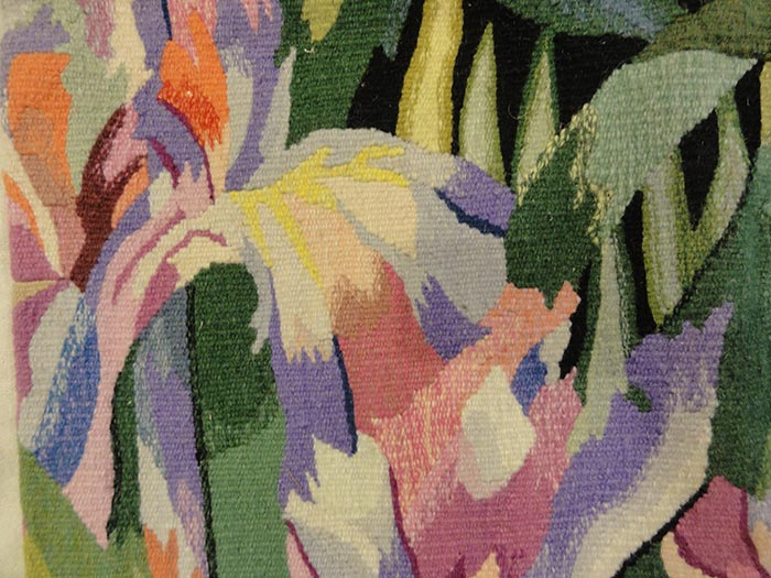 Hand Woven Tapestry by Judy Wise | Santa Barbara Design Center| Rugs and More 27169
