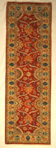 Fine Mughal Runner rugs and more oriental carpet 44258-1