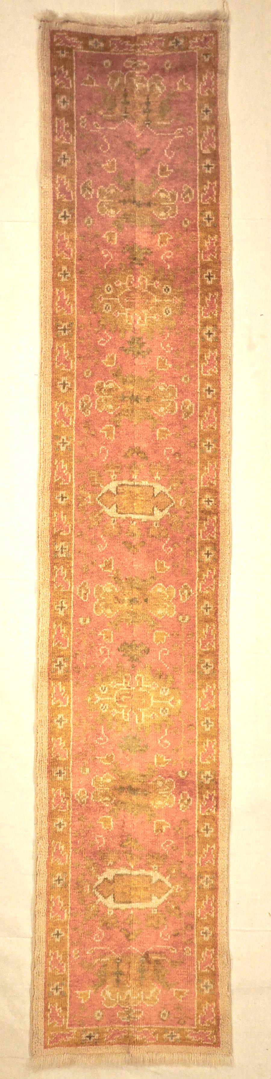 Turkish Oushak Runner | Rugs and More | Santa Barbara Design Center