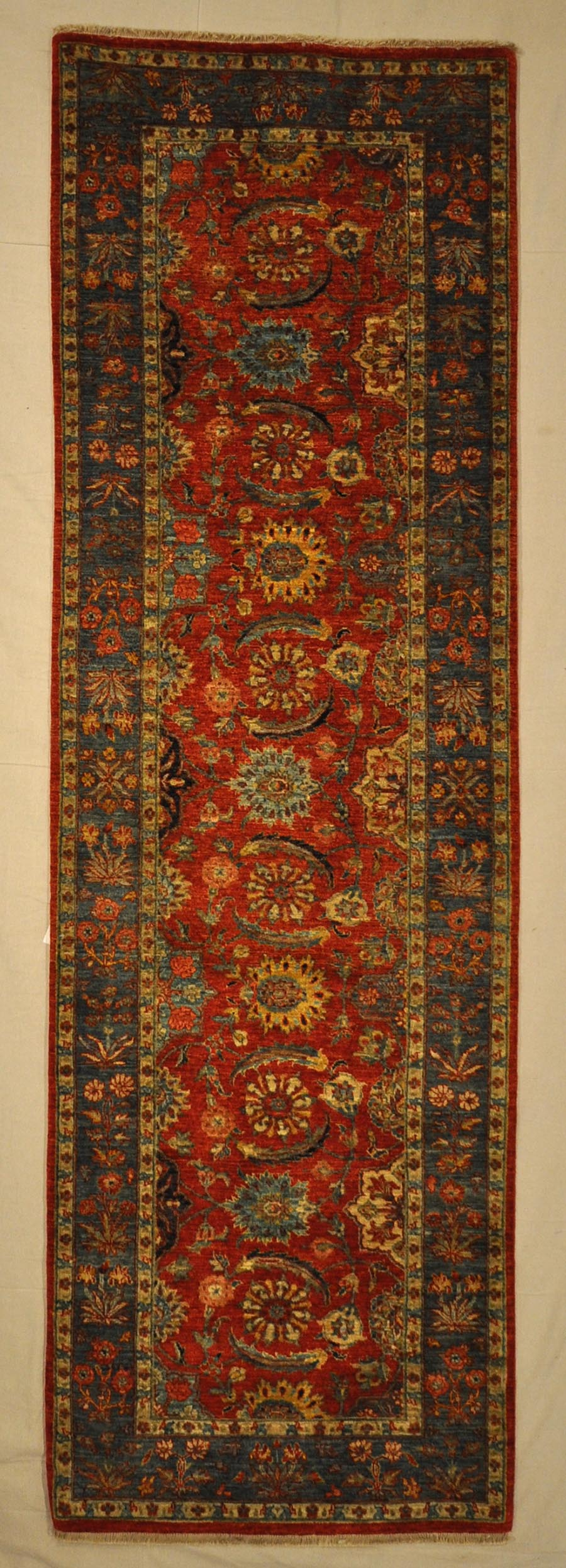 Fine Mughal Runner | Rugs and More | Santa Barbara Design Center 44259