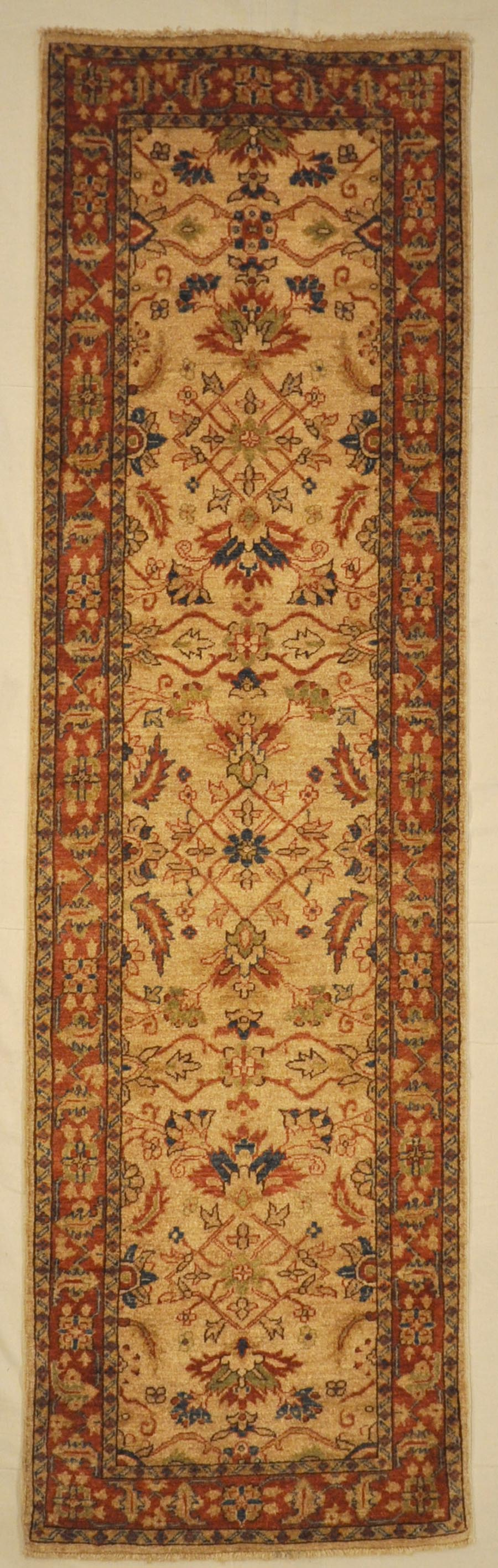 Farahan Runner rugs and carpets that were produced in the Arak region of west central Iran, are remarkable for their design.