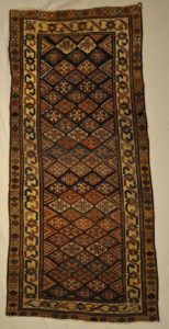 Antique Kurdish Kilim | Rugs & More| Santa Barbara Design Center