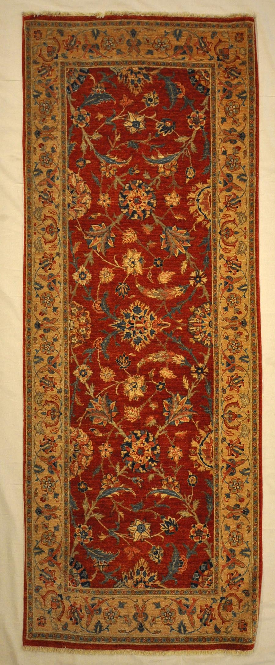 Fine Mughal Runner | Rugs and More | Santa Barbara Design Center
