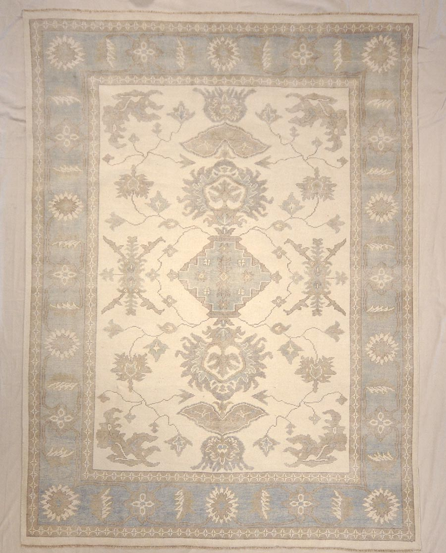 Ziegler & Co. Montecito Oushak Rug | Rugs and More | Santa Barbara Design Center 32961 1