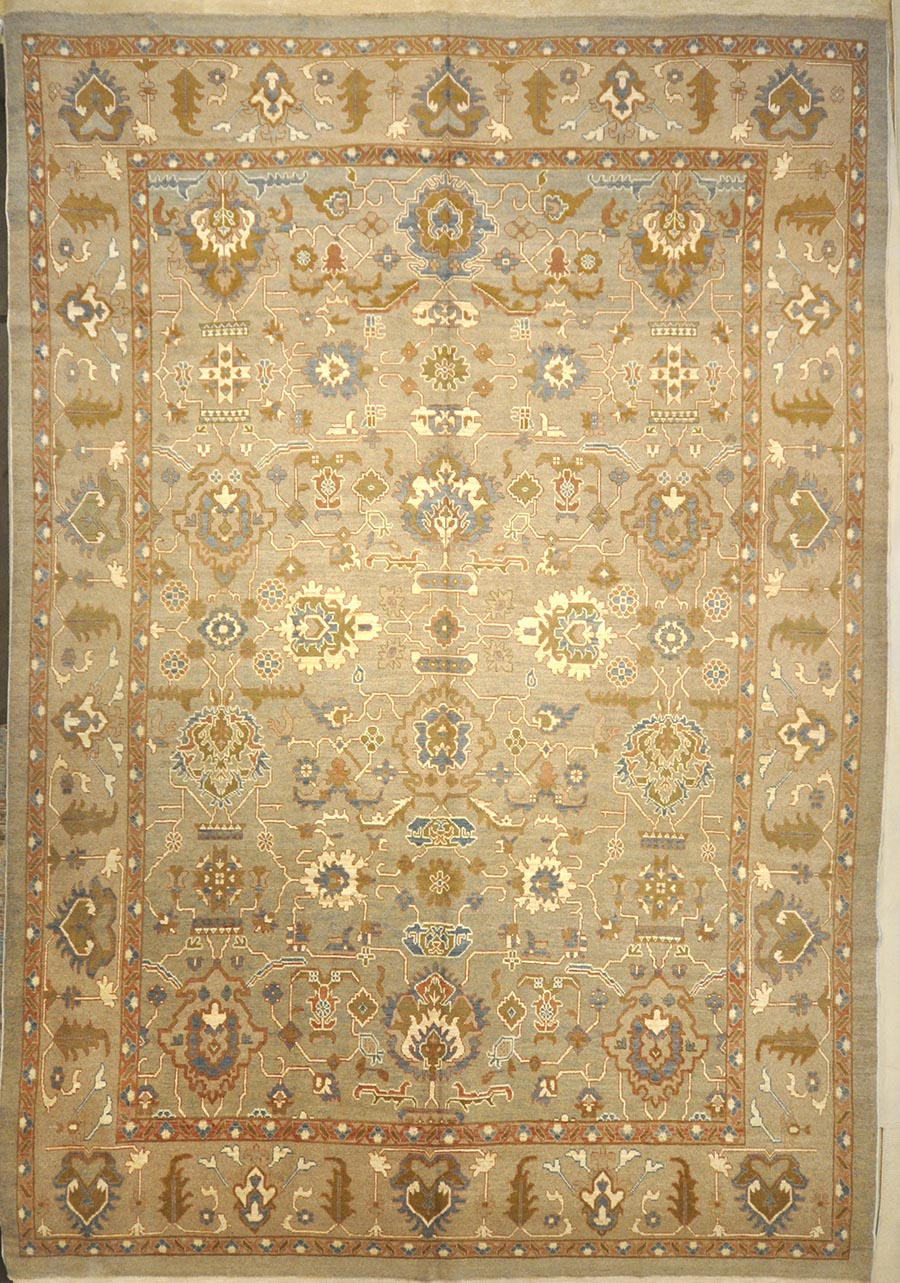 Ziegler & Co. Sultanabad Rug Rugs and More | Santa Barbara Design Center 32963 8