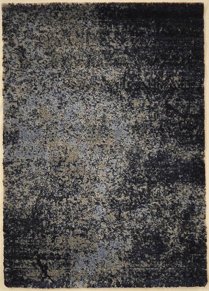 Modern Grey Navy Rug rugs and more oriental carpet 33011