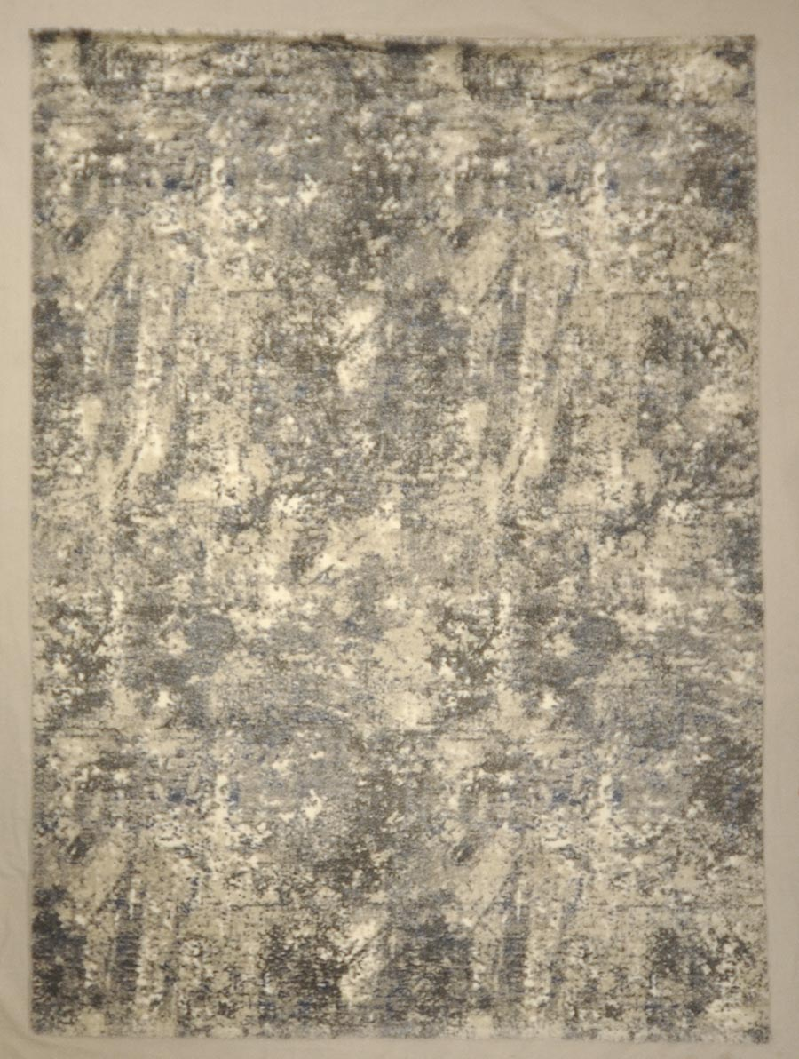 Modern Slate Rug | Rugs and More | Santa Barbara Design Center