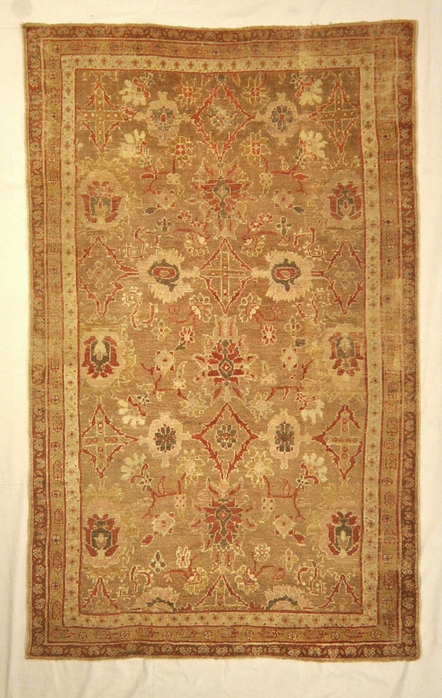 Unique Sultanabad Rug  | Rugs & More | Santa Barbara Design Center |