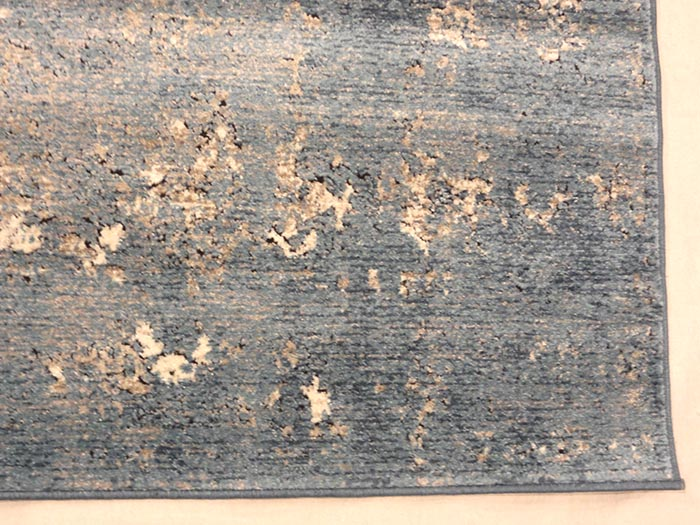 Modern Blue Taupe Rug | Rugs and More | Santa Barbara Design Center 33016