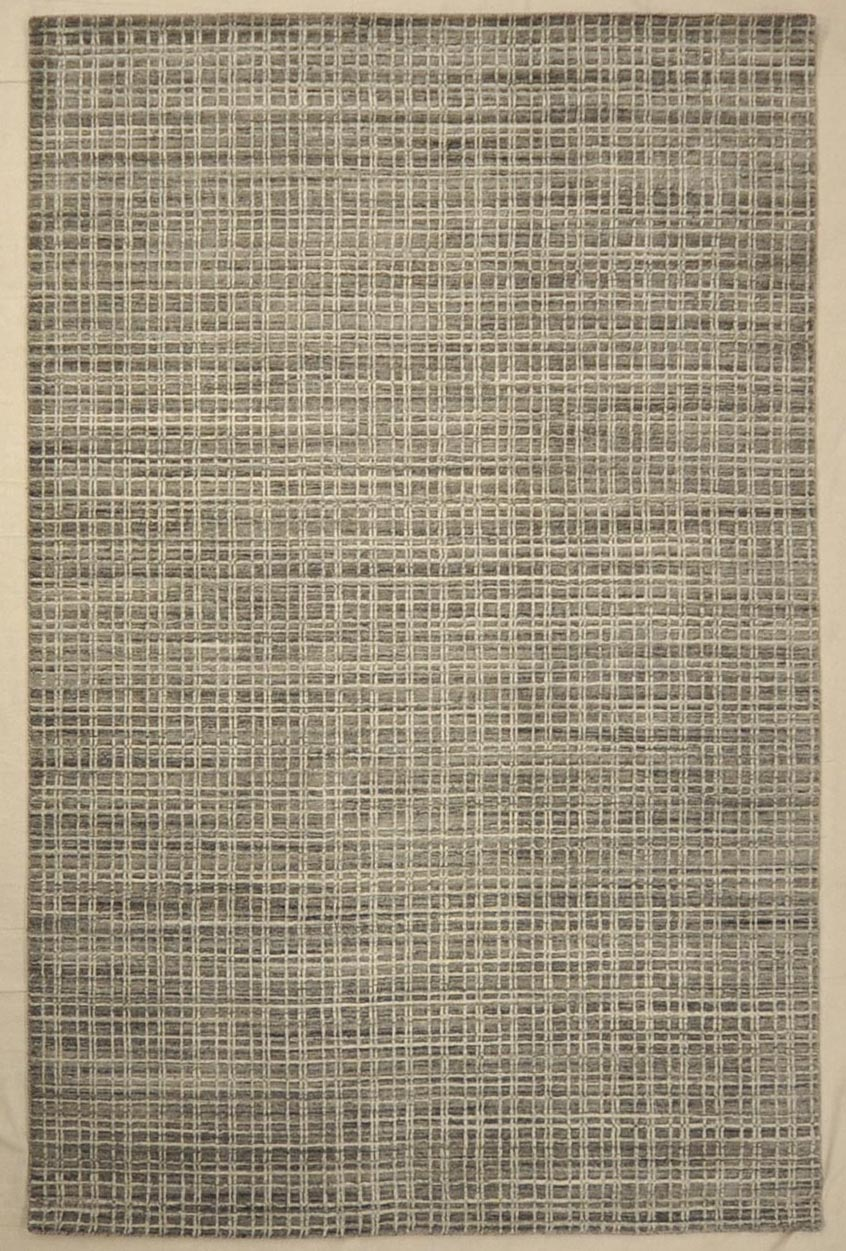 Modern Graphite Rug  | Rugs & More | Santa Barbara Design Center |