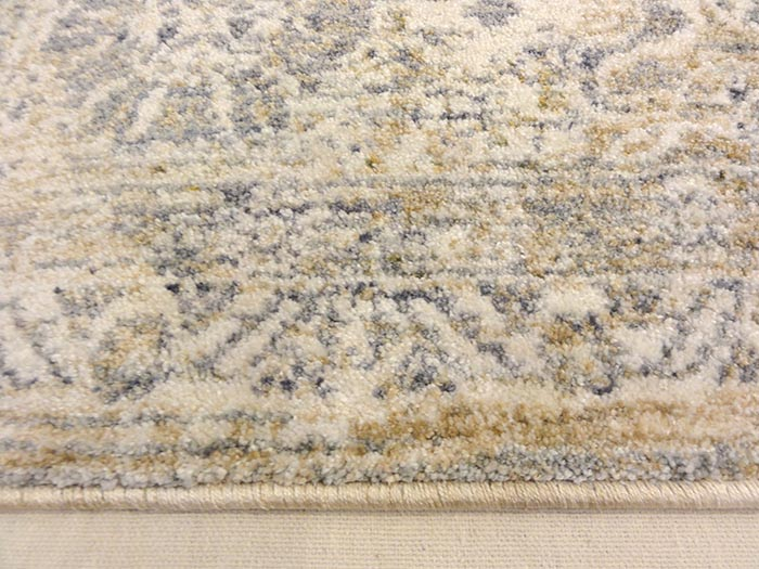 Modern Granite Blue Rug | Rugs and More | Santa Barbara Design Center