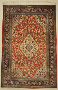 Fine Silk Persian Qum Rugs and more oriental carpet 33080-