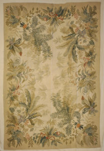 Aubosson tapestry | Rugs & More | Oriental Carpets | Santa Barbara Design Center