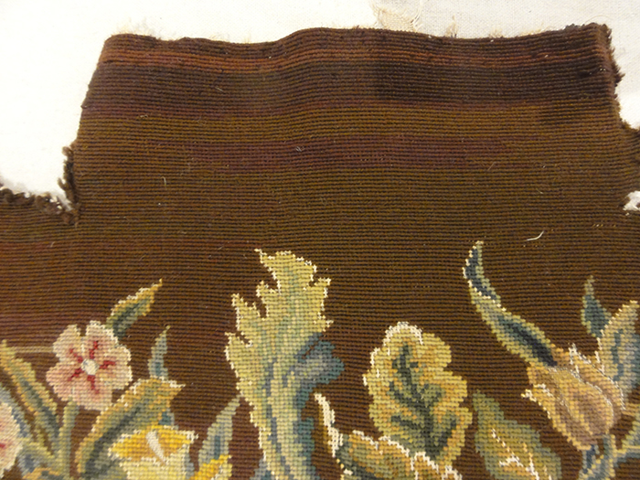 Needlepoint Chair Covering   Rugs & More  Santa Barbara Design Center 33109