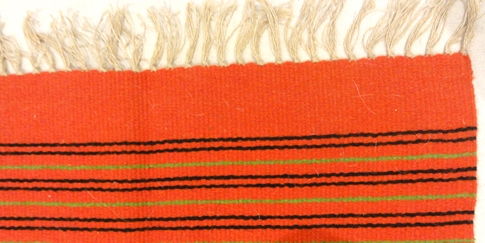 Small Swedish Textile | Rugs & More| Santa Barbara Design Center