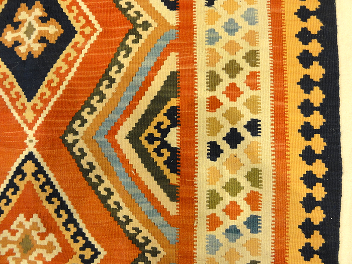 Antique Persian Kelim | Rugs & More| Santa Barbara Design Center 33212