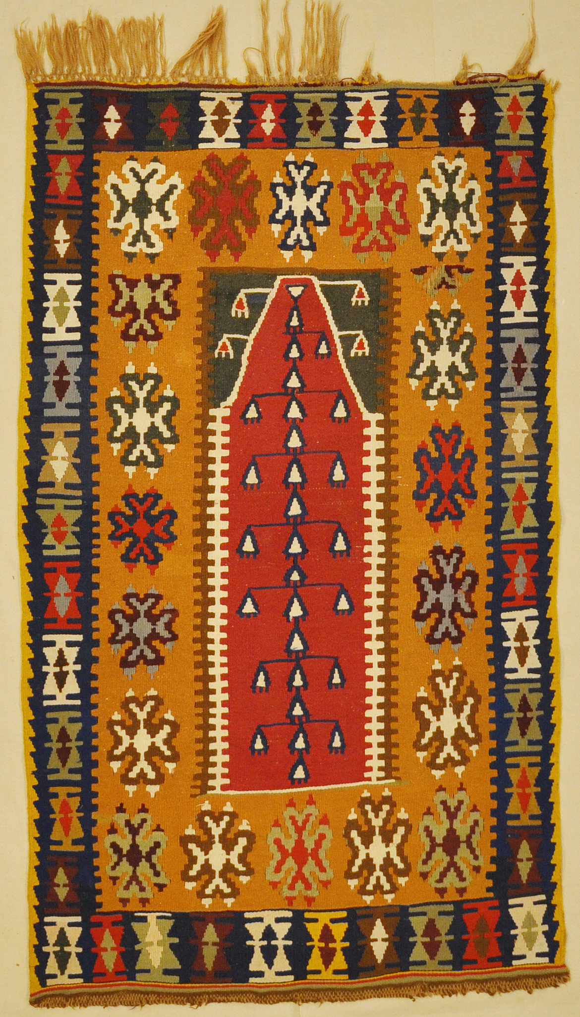 Turkish Prayer Kelim rugs and more oriental carpet 33155-