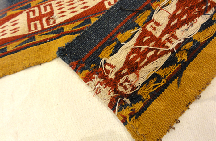 Tribal Usbak Tent Band | Rugs & More | Santa Barbara Design Center 33126
