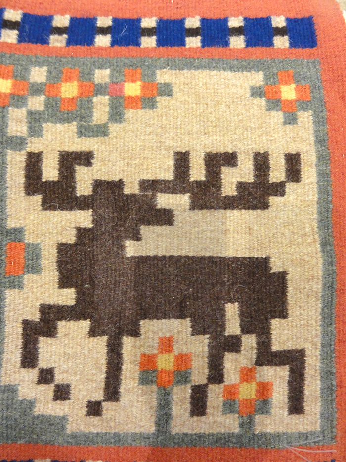 Swedish Kelim | Santa Barbara Design Center | Rugs and More | Oriental Carpets 36597