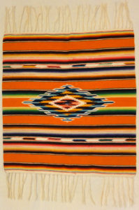 Small Saltillo Serape | Rugs and More | Santa Barbara Design Center