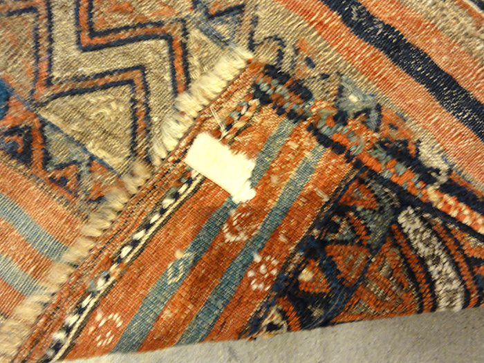 Antique Turkish Sumak | Rugs & More | Oriental Carpets | Santa Barbara Design Center
