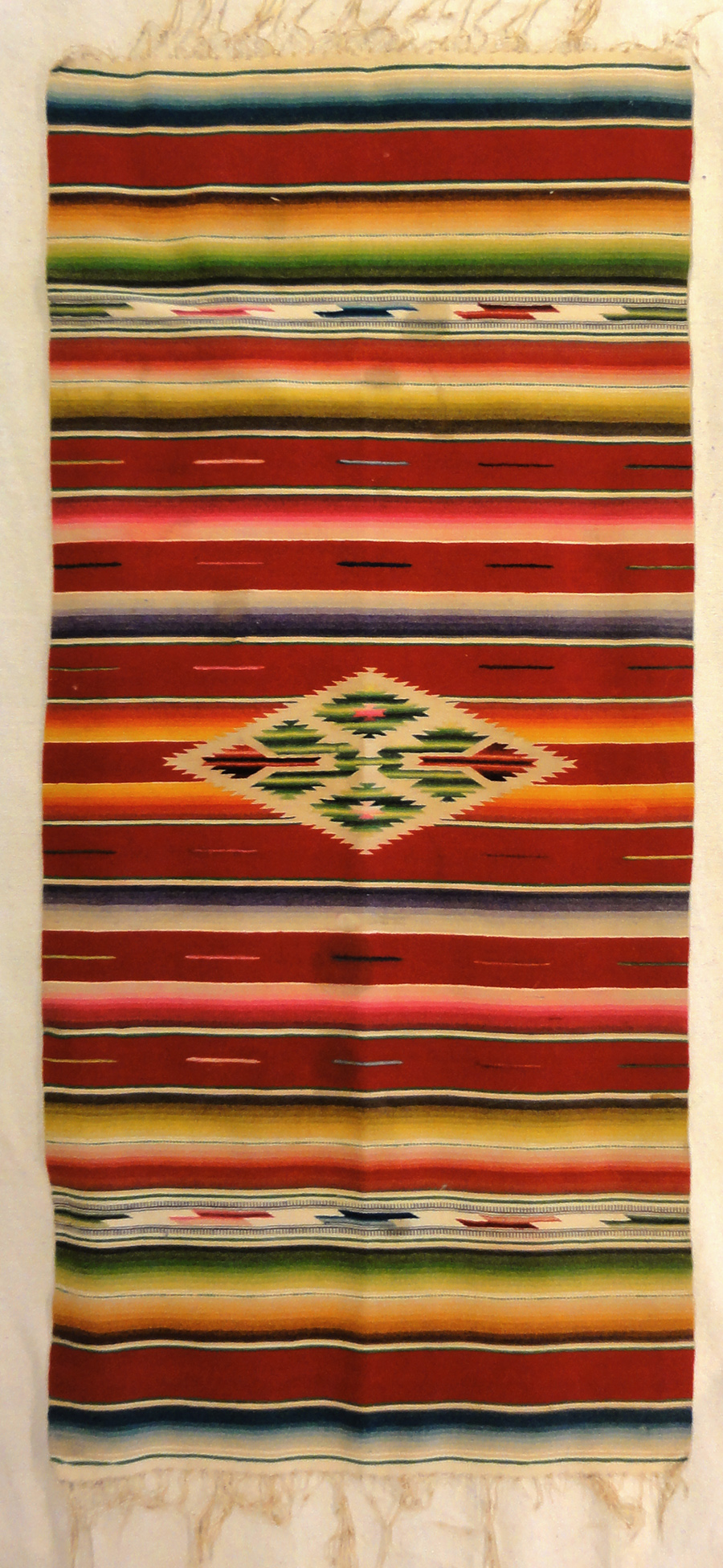 Small Saltillo Serape | Rugs and More | Santa Barbara Design Center 33178