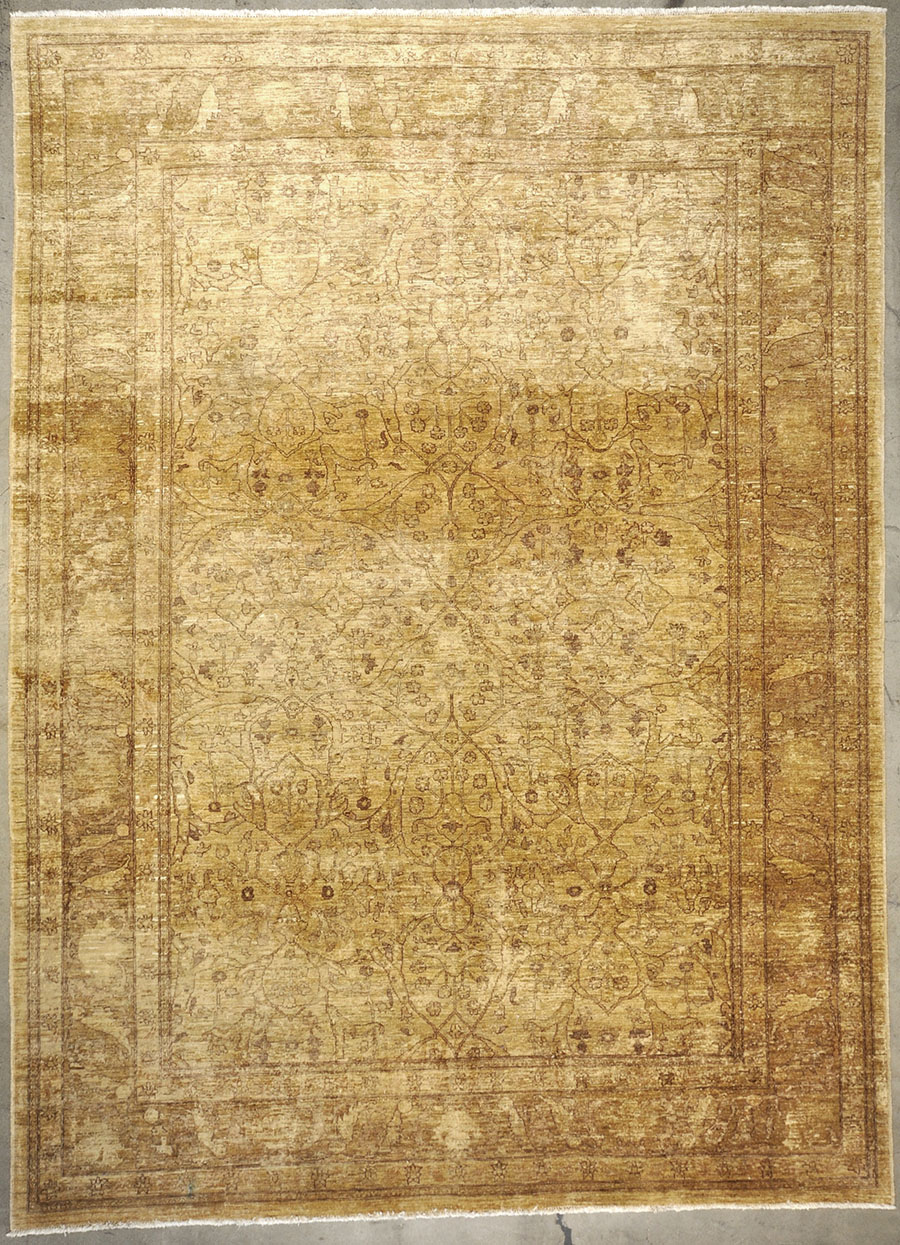 Vintage Oushak | Rugs and More | Santa Barbara Design Center | Oriental Carpets 33236