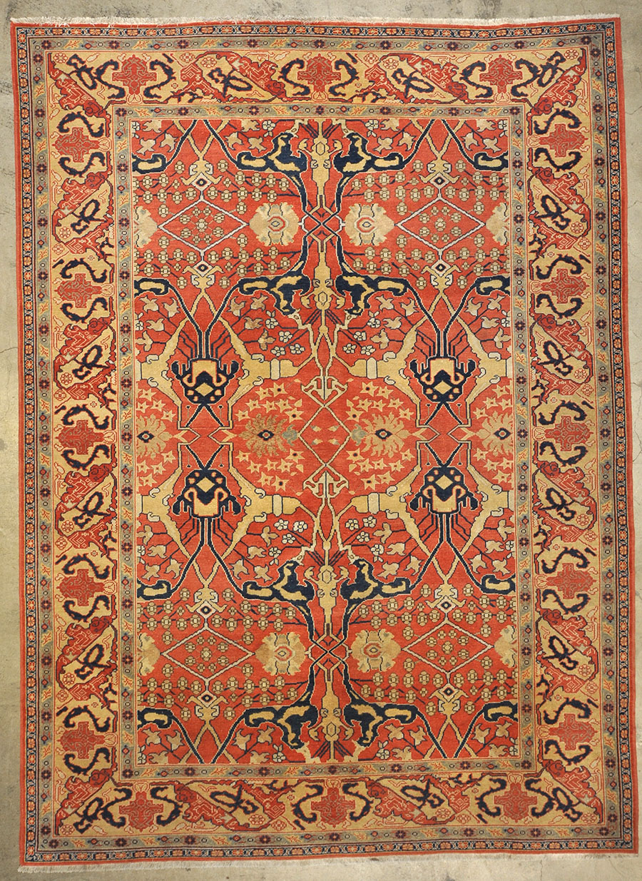 Vintage Sultanabad | Rugs and More | Santa Barbara Design Center 33237