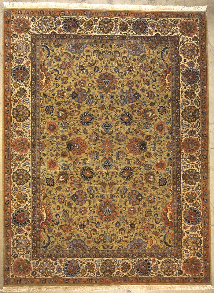 Vintage Fine Agra Rug | Rugs and More | Santa Barbara Design Center 33238