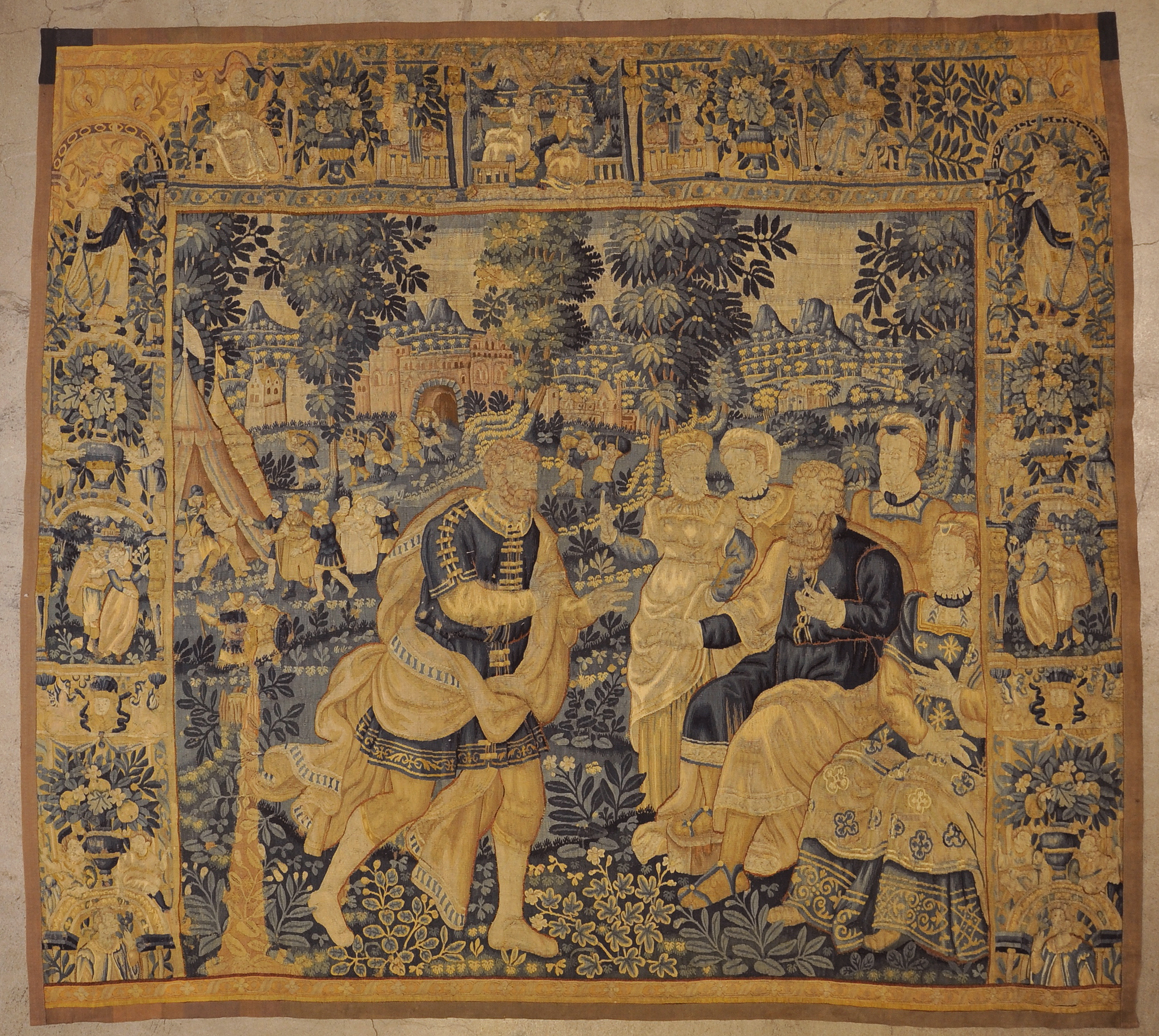 Antique Brussels Tapestry rugs & more oriental carpet 27501-