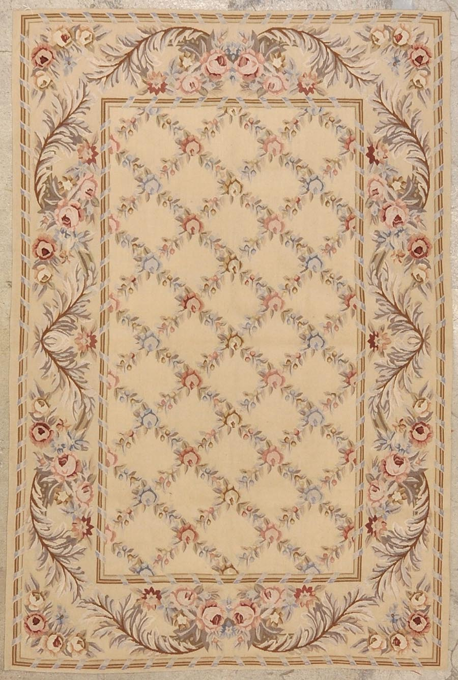 Antique Aubusson Rug | Rugs & More | Santa Barbara Design Center | Oriental Carpets