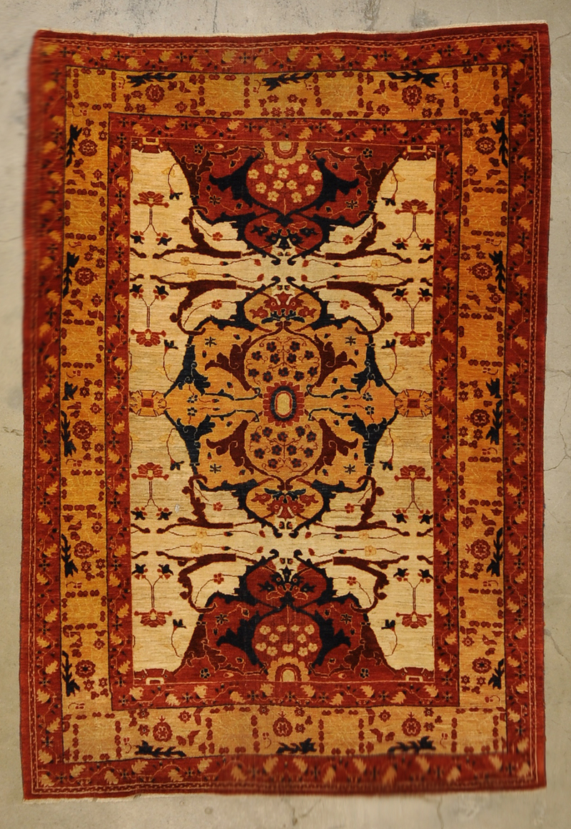 Vintage Qashgai rugs and more oriental carpet 33267-