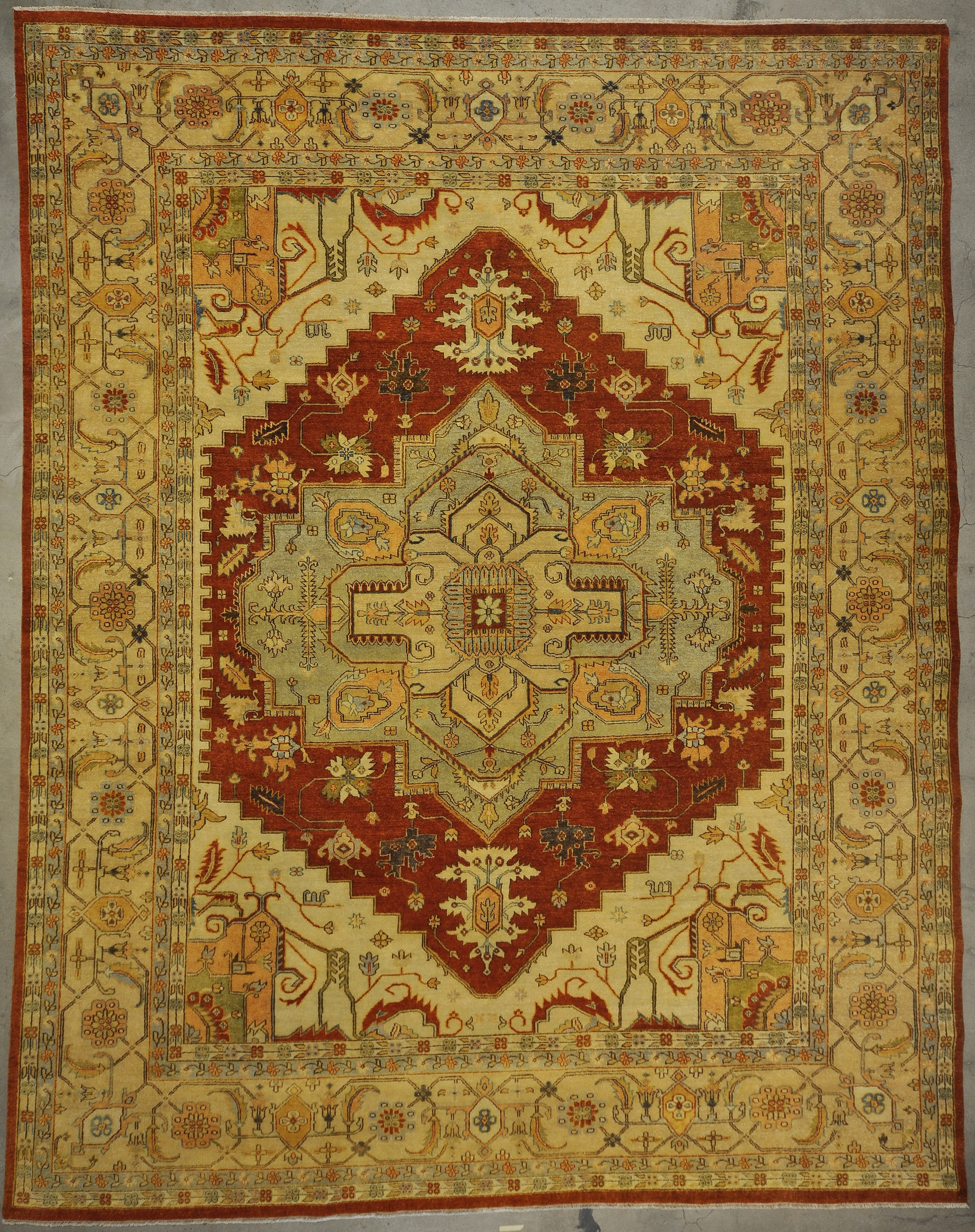 Fine Heriz Rug rugs and more oriental carpet 29096-