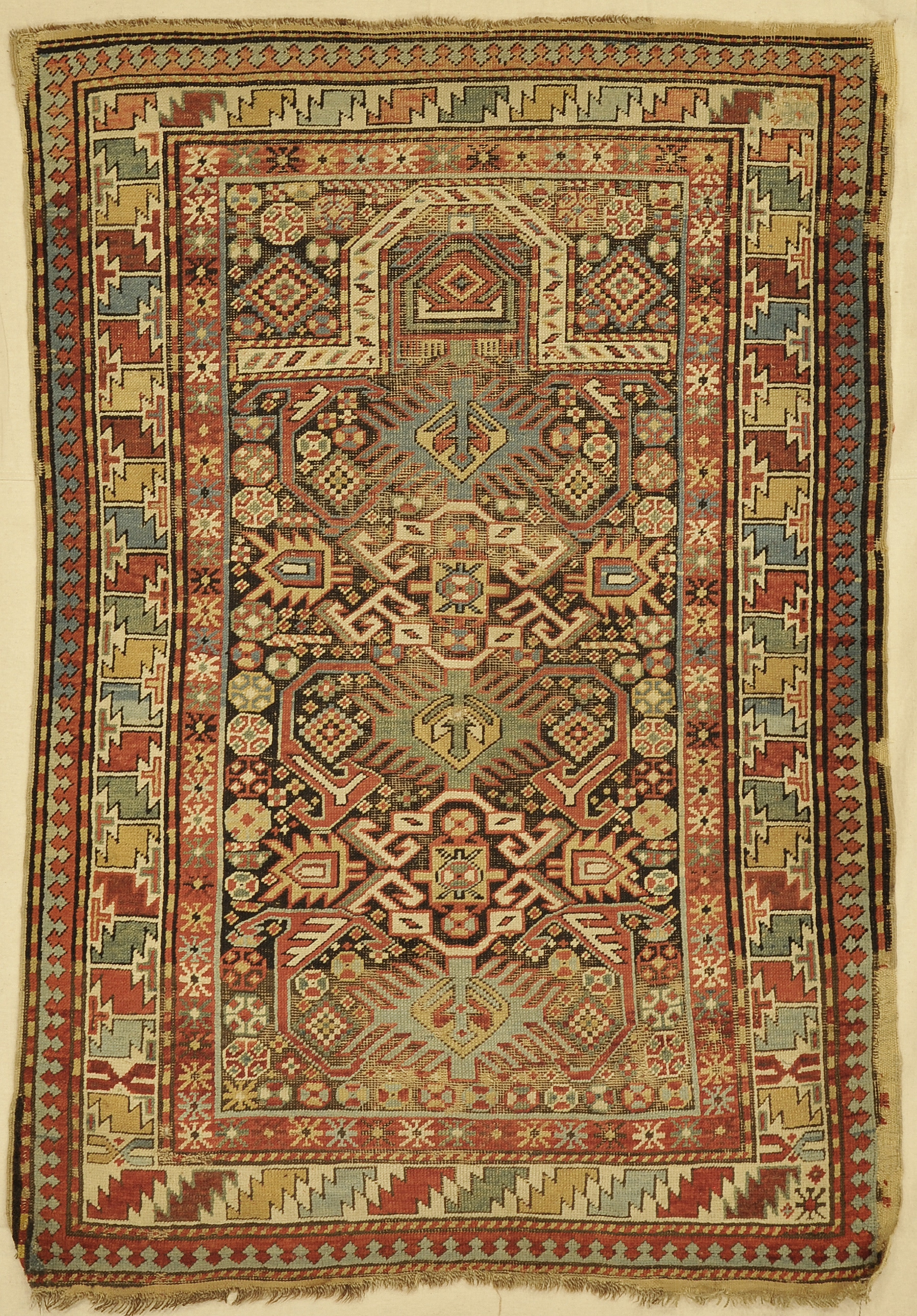 Dragon Shirvan rugs and more oriental carpet 33284-