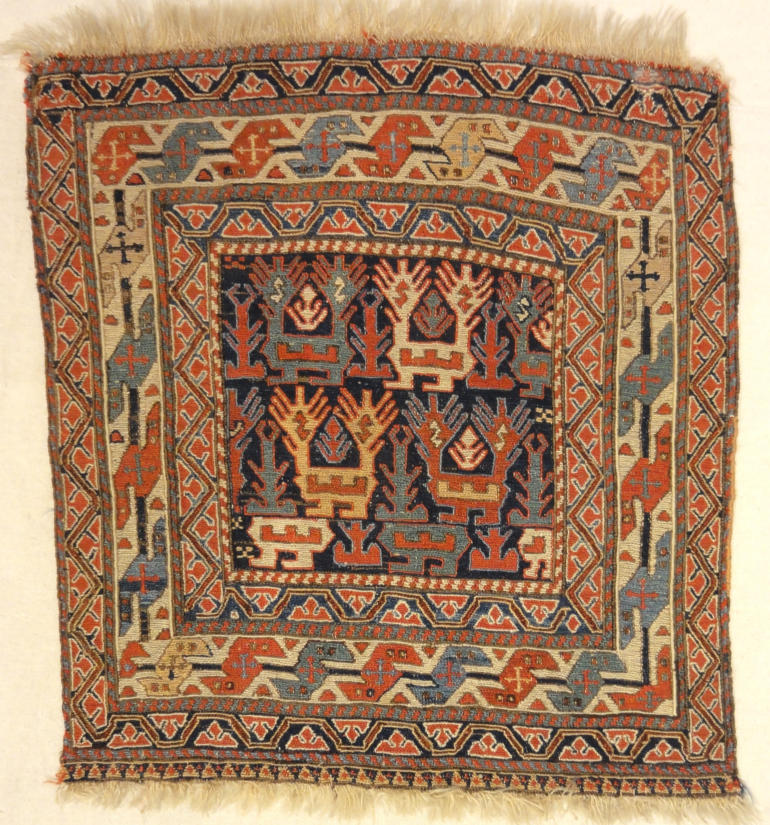 Shahsavan Bag Face rugs and more oriental carpet 33297-