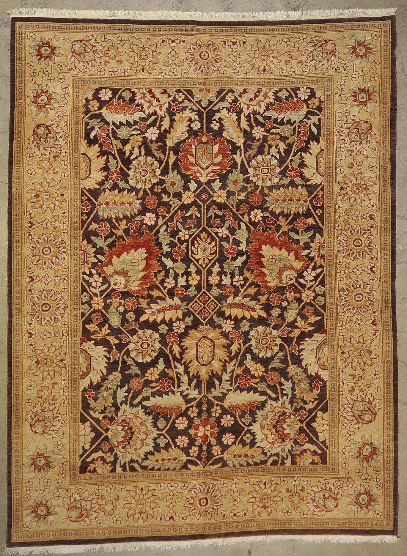 Vintage Agra Rugs and more oriental carpet 33331-