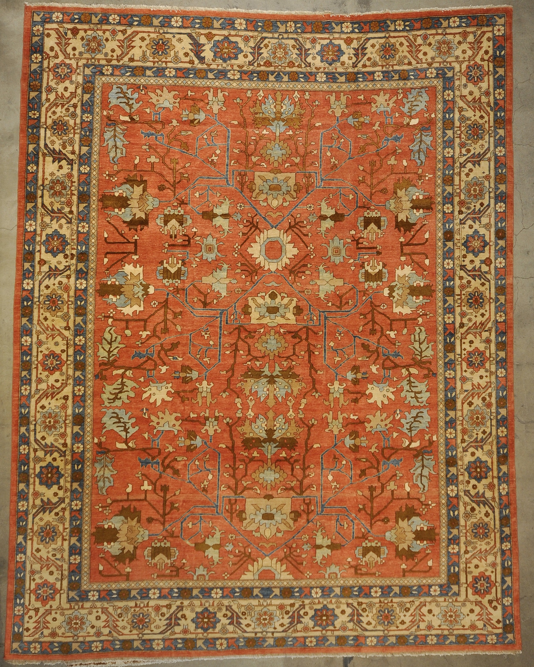Bakhshayesh Vintage rugs and more oriental carpet 33330-