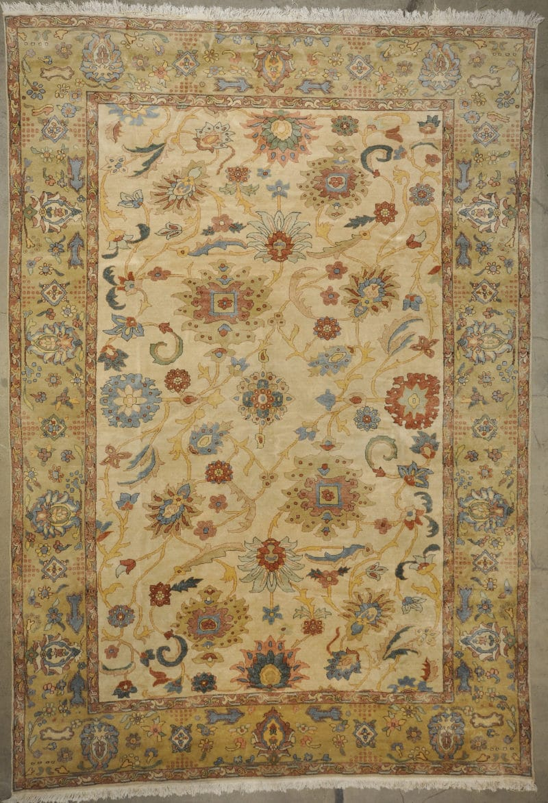 Vintage Sultanabad rugs and more oriental carpet 33370-