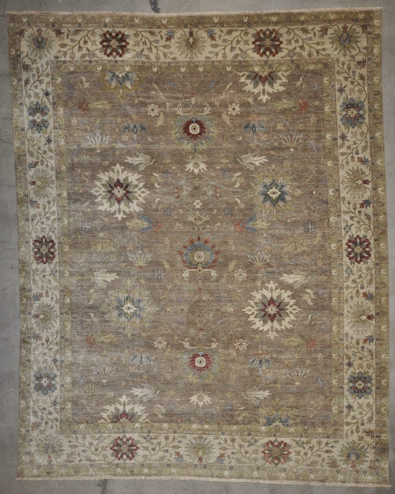Zielger & co oushak rugs and more oriental carpet 33425-