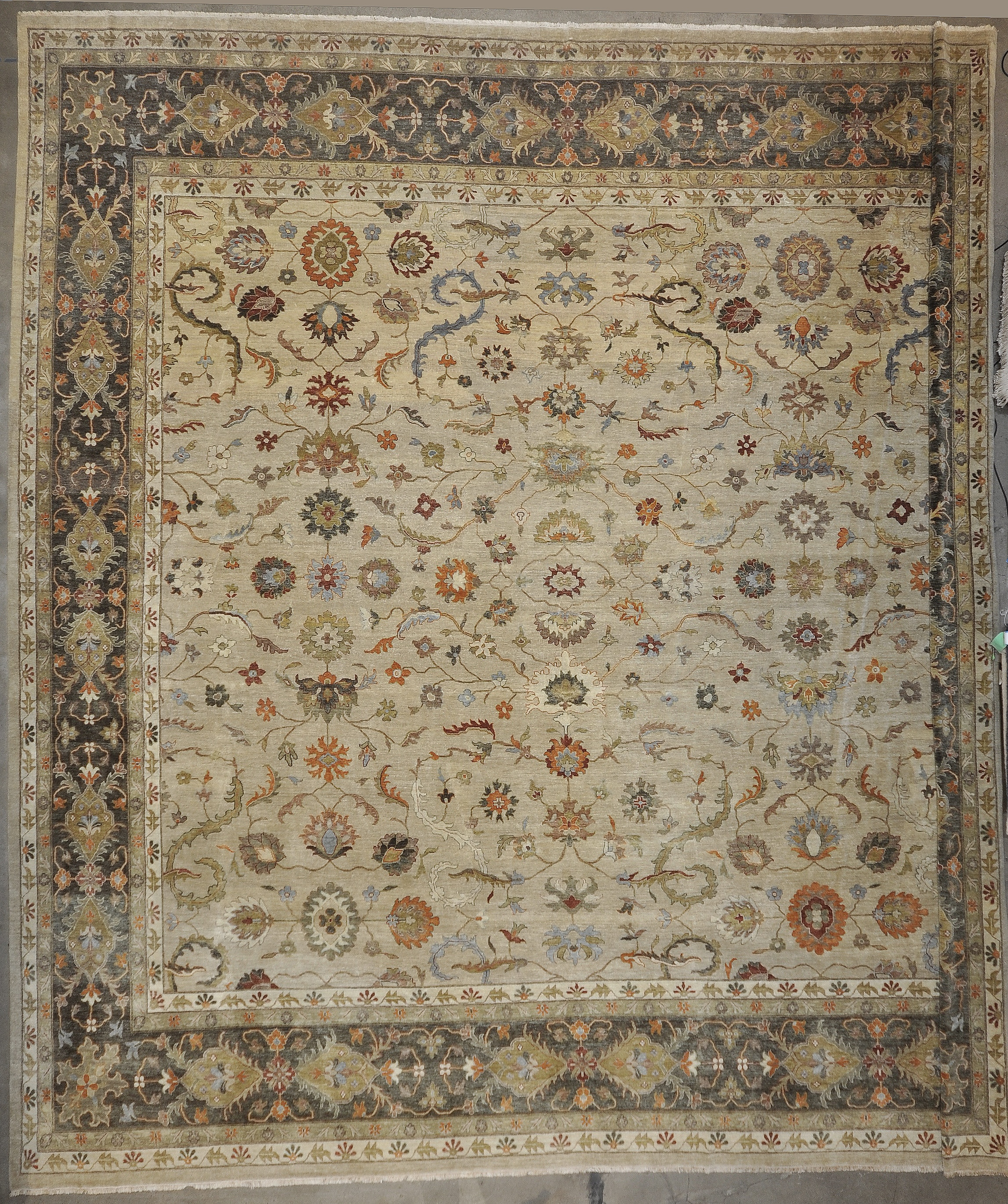 Zielger & co oushak rugs and more oriental carpet 33424-