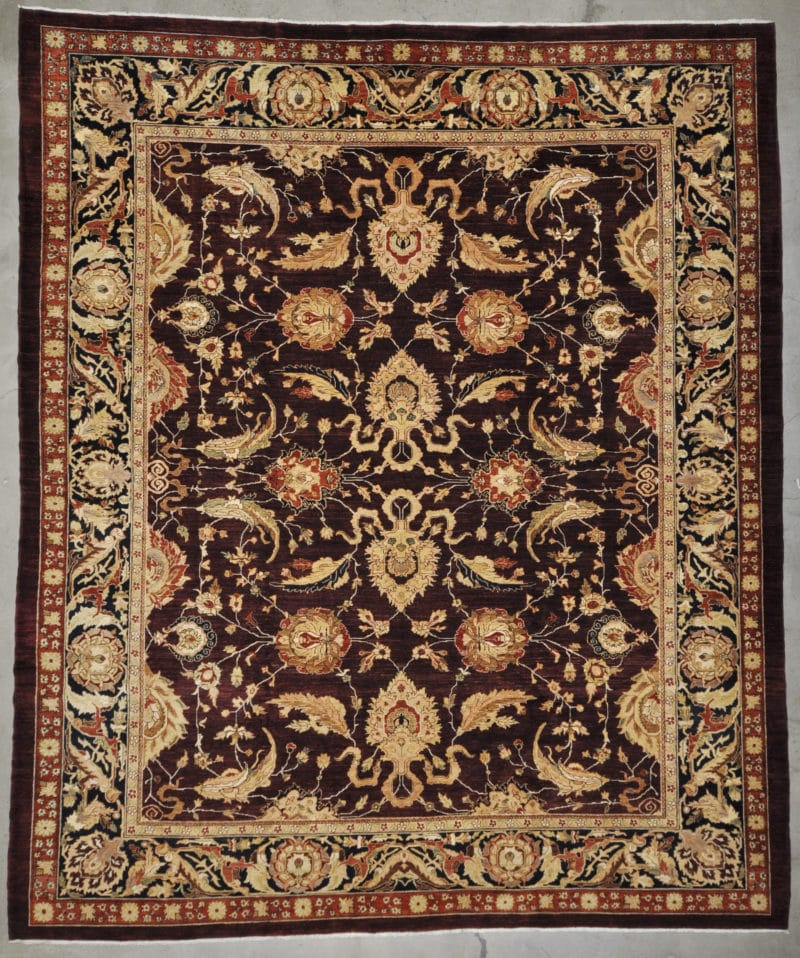 Ziegler & Co Vintage Sultanabad rugs and more oriental carpet 33431-