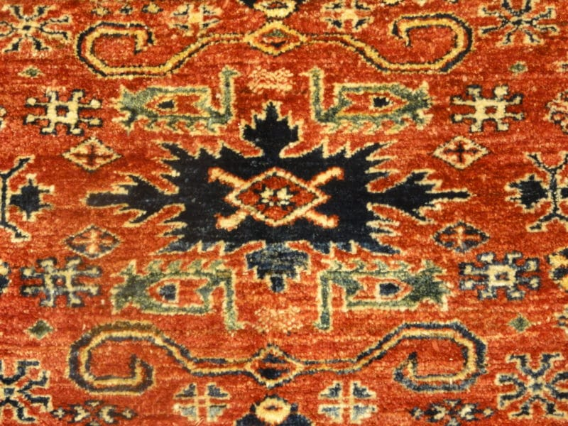 Vintage Leshgi Caucasian rugs and more oriental carpet 33436-14