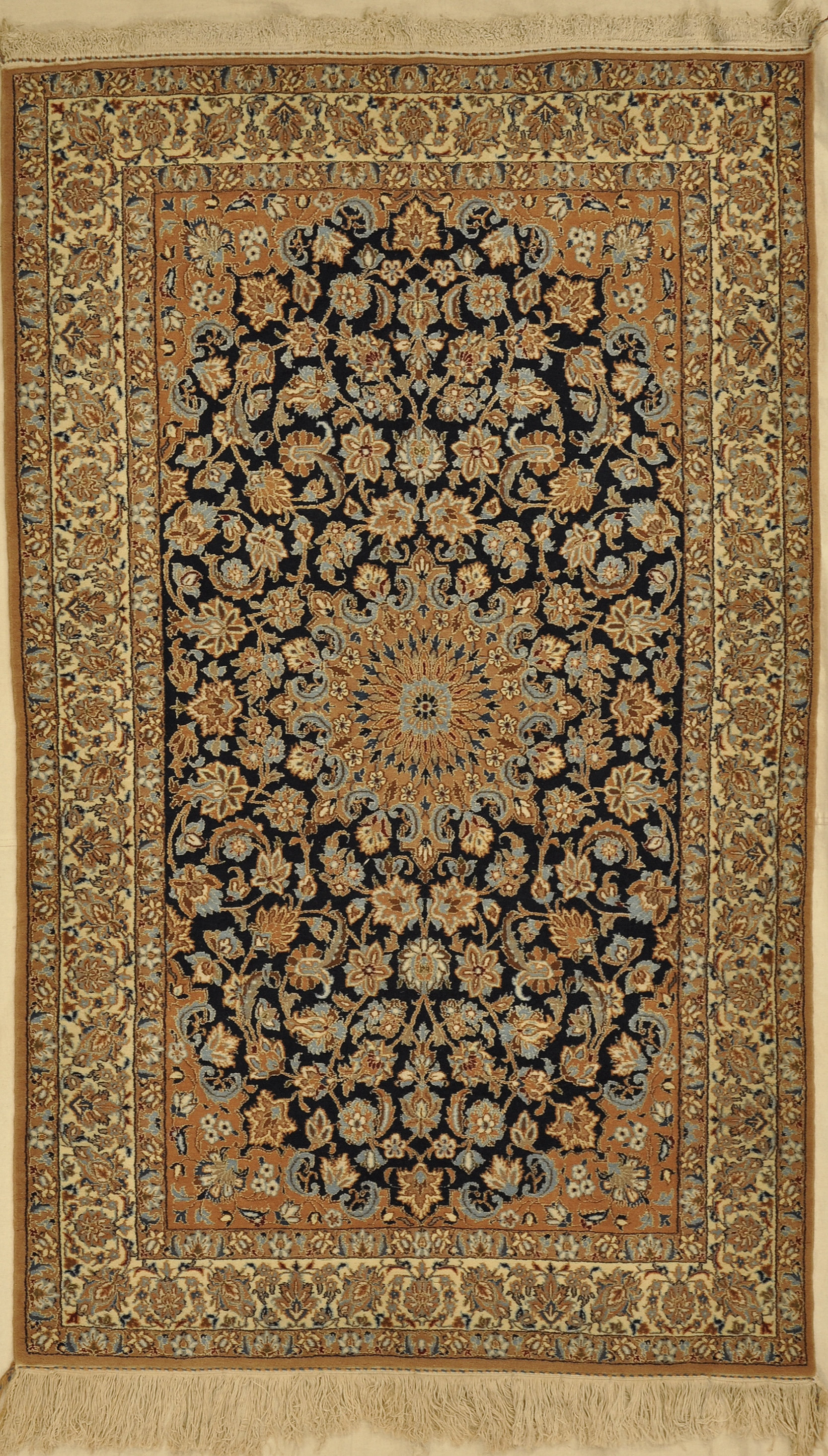 Vintage Persian Nain rugs and more oriental carpet 33439-