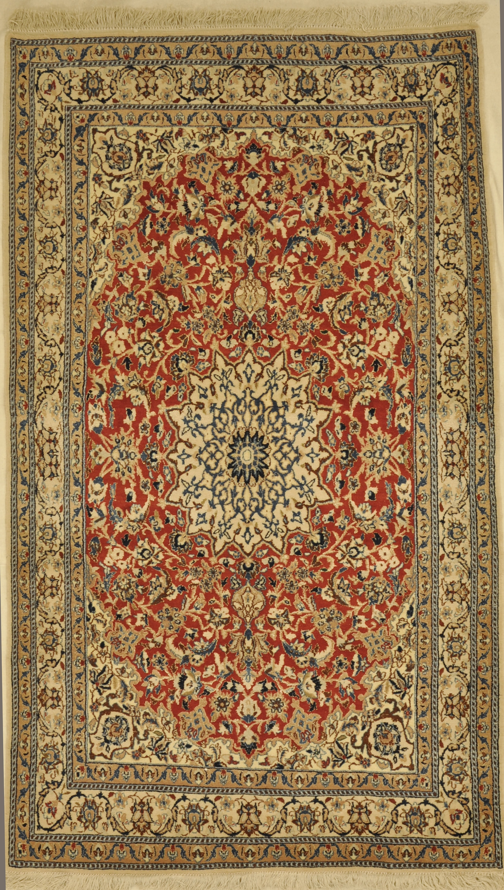Vintage Persian Nain rugs and more oriental carpet 33441-
