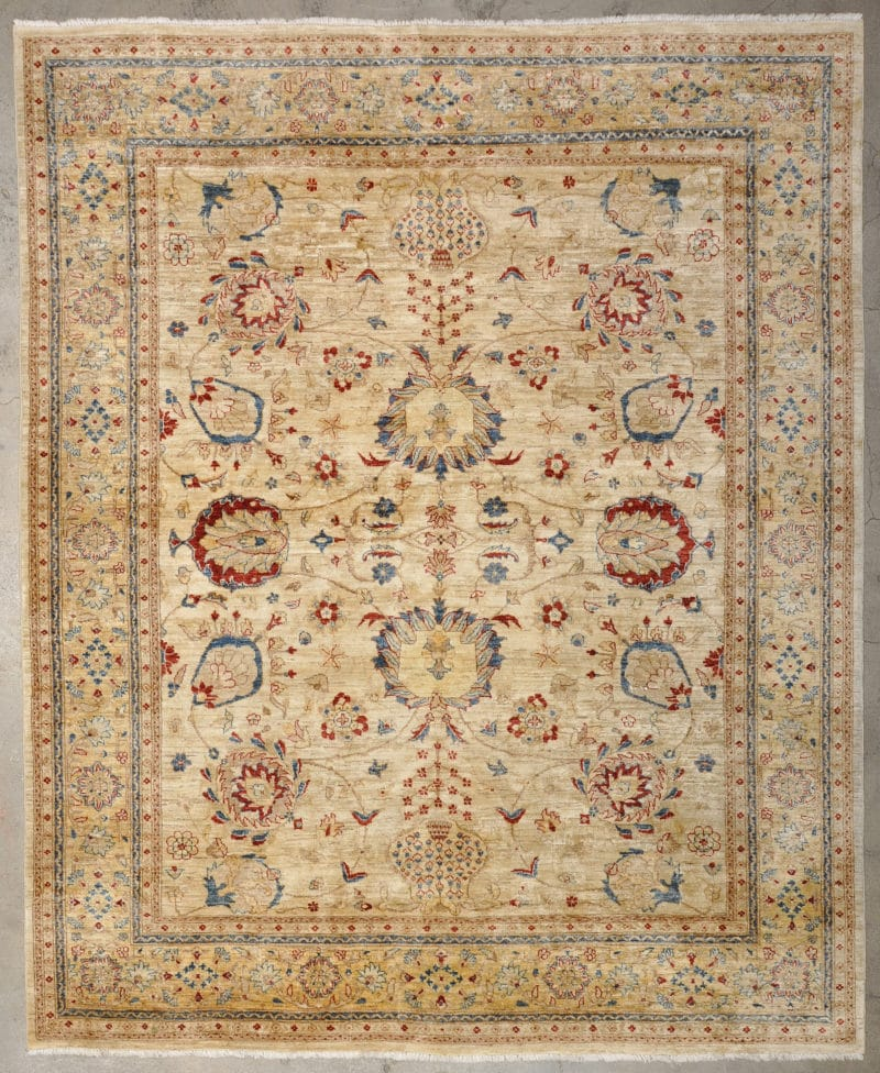 Ziegler & Co Vintage Sultanabad rugs and more oriental carpet 33457-