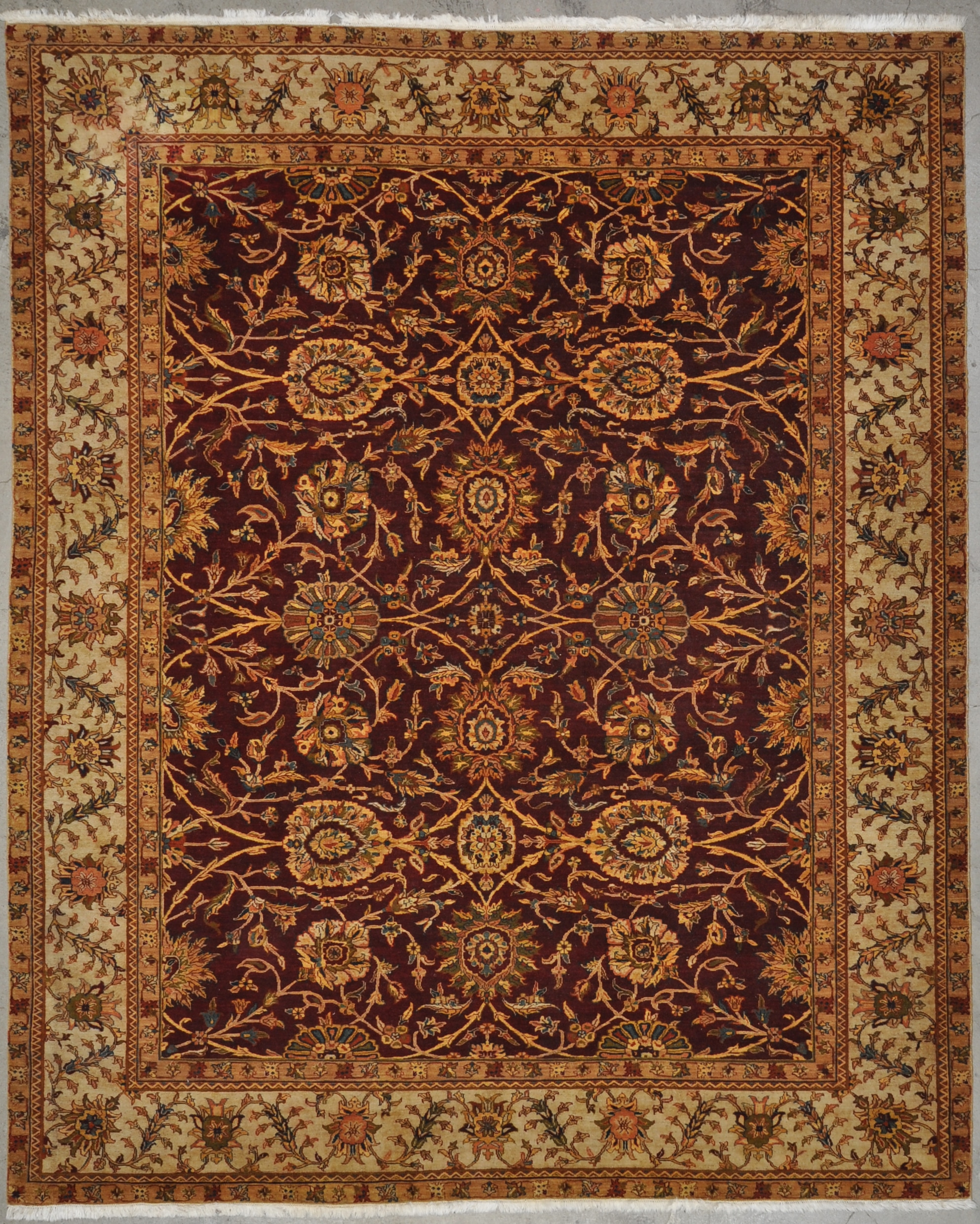 Indo Mughal Rug rugs and more oriental carpet 33610-