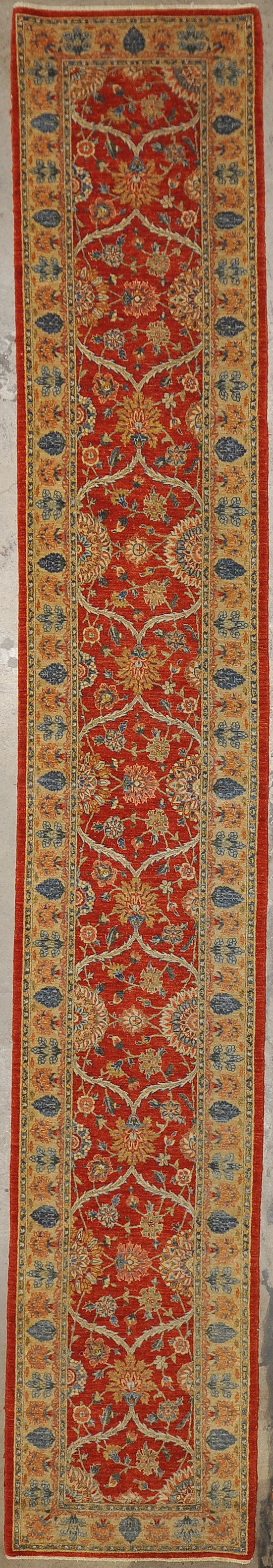 Fine Mughal Runner rugs and more oriental carpet 43880-