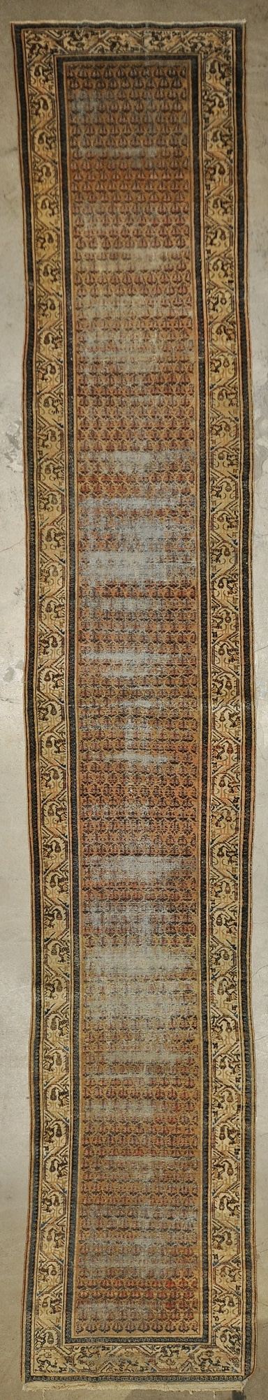 Antique Paisley Runner rugs and more oriental carpet 43901-