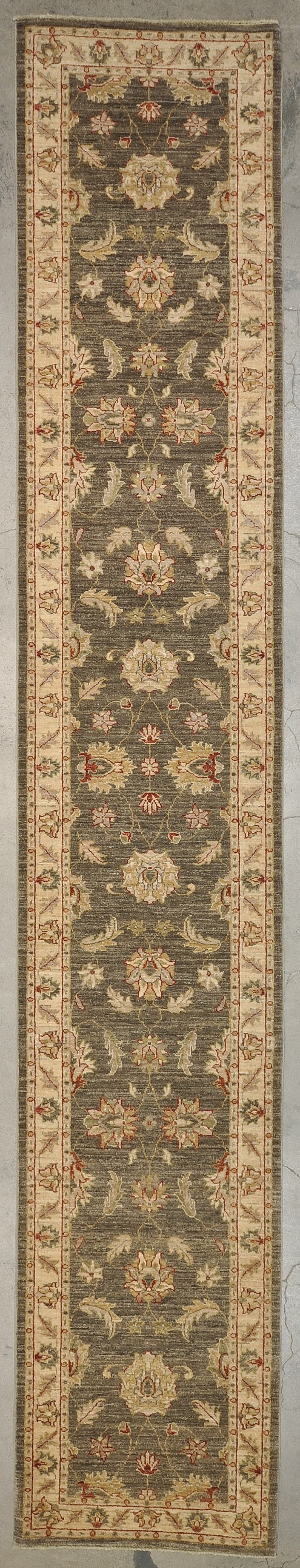 Fine Ziegler Usak Runner rugs and more oriental carpet 43903-