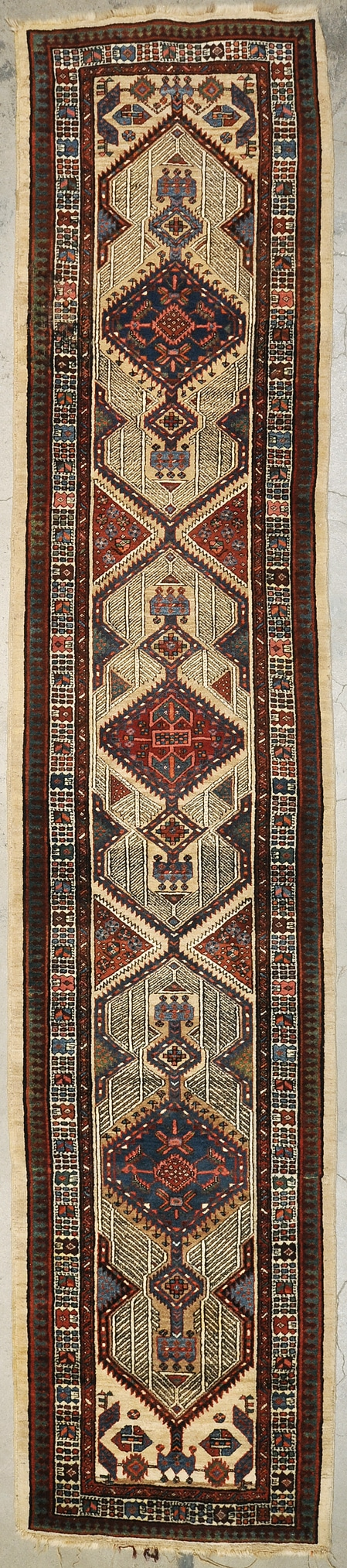 Antique Serab Runner rugs and more oriental carpet 33619-
